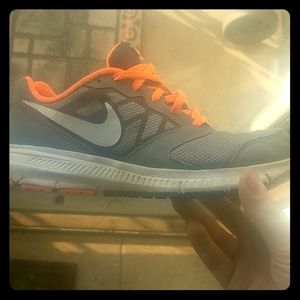 Boys Nike running shoes